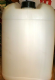 A Brand New 25 Litre Chemical Resistant Jerry can Drum With Screw Lid